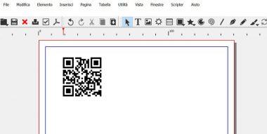 Process barcodes or QR codes